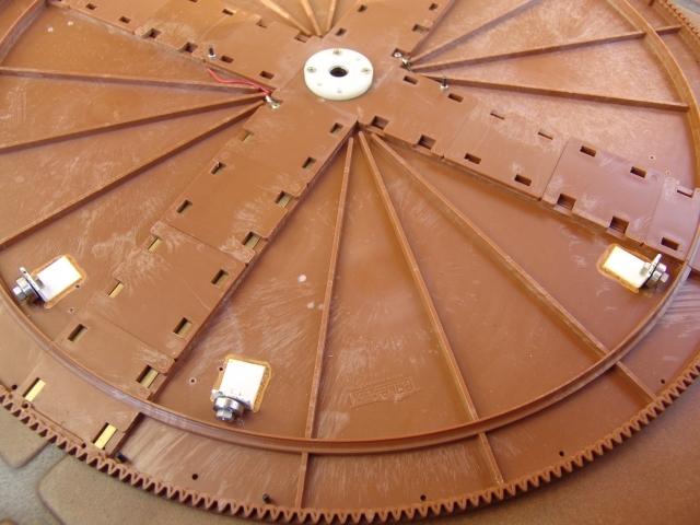 reparatur des getriebes 6 mm achse war abgerissen. Black Bedroom Furniture Sets. Home Design Ideas